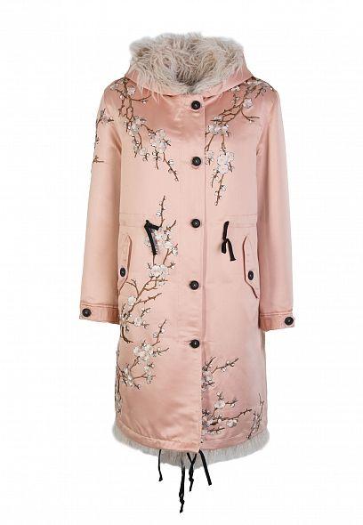 Магазин Elyts предлагает купить розовую парку AINEA по цене 68900 рублей. Бесплатная примерка перед покупкой. Звоните +7 (800) 200-1691. Артикул J46A.