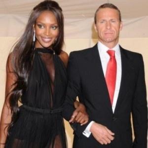 Looking really high class    Naomi Campbell and Billionaire boyfriend Vladimir Doronin