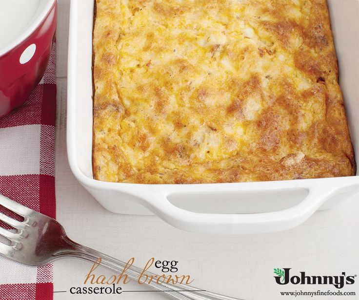 Hash Brown Egg Casserole