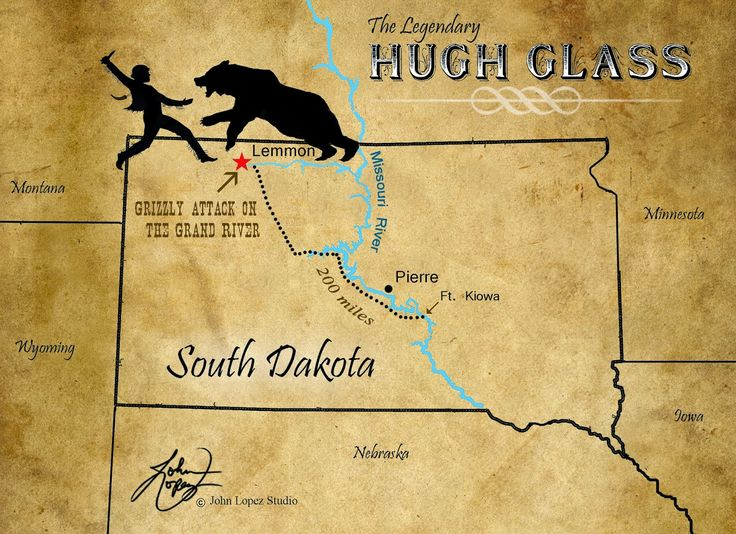 Hugh Glass | Lemmon, South Dakota