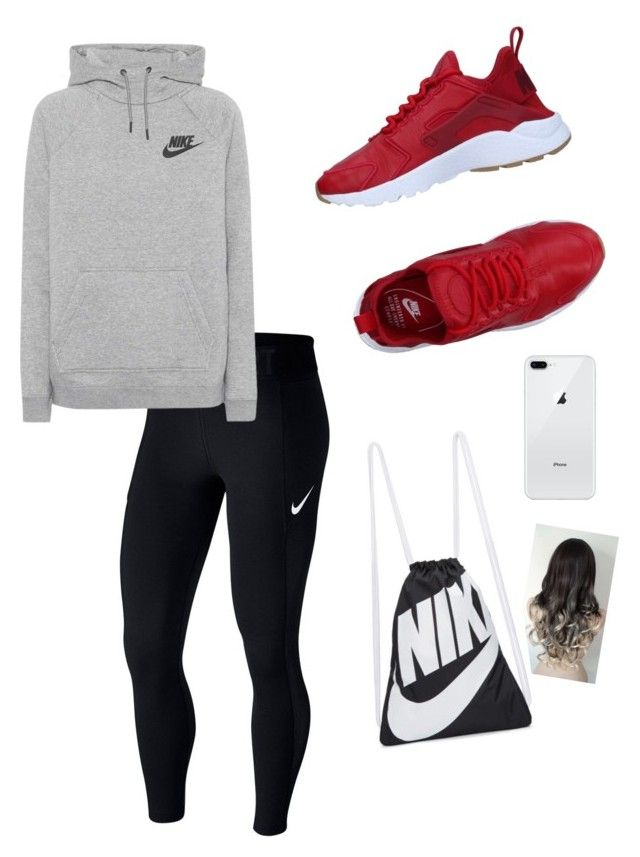 newest 11ca0 51135 nikeeee by cuteblondie0411 on Polyvore featuring NIKE   Premier League in  2019   Outfits, Athletic outfits, Sporty outfits