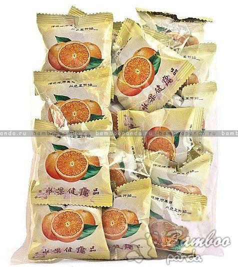 Конфеты для похудения из плода кумквата (Японский мандарин)