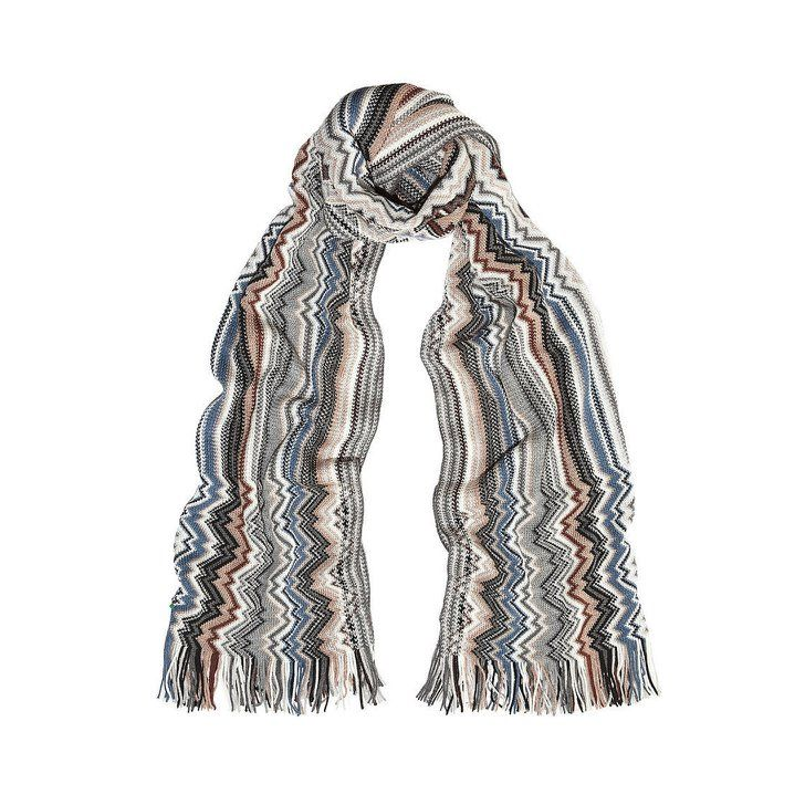 Pin for Later: 34 Gifts Every Label Lover Wants to See Under Their Christmas Trees Missoni Scarf