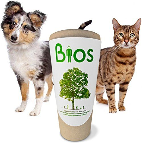 Bios Memorial Pet Loss Urn for your Dog, Cat, Bird, Horse or Small Animal. Death becomes a transformation as your beloved pet's ashes are returned to life by means of nature. Grow a tree. 100% biodegradable. 100% made with love. Urna Bios Pet Memorial Urns http://smile.amazon.com/dp/B00VZR280M/ref=cm_sw_r_pi_dp_jJh5wb0V019RK