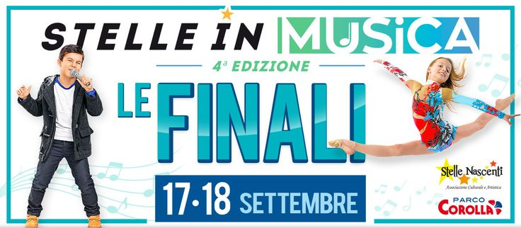 Stelle in Musica 2016 - LE FINALI - Eventi Parco Corolla