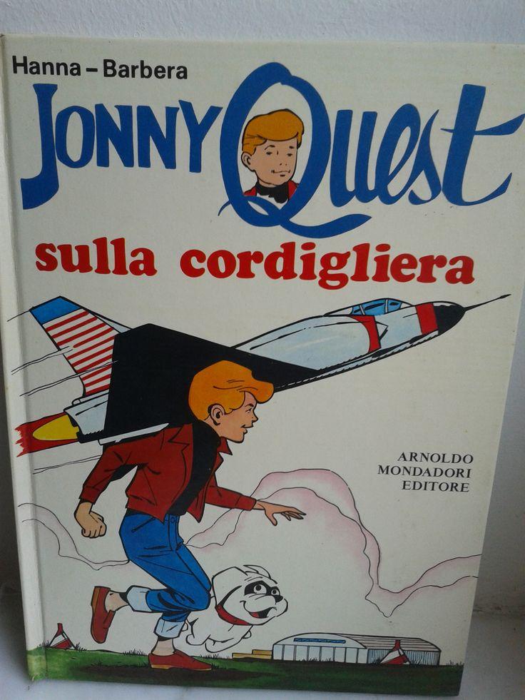 Jonny Quest sulla cordigliera Hanna Barbera