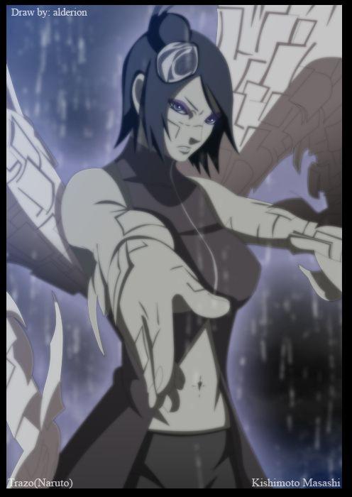 Naruto shippuden hentai samui gets fucked - 4 1