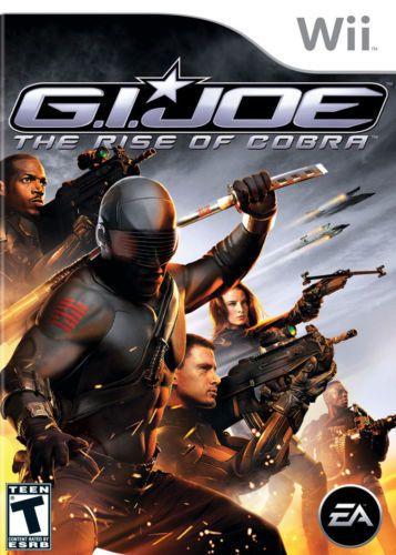 G.I. Joe: The Rise of Cobra - Wii Game