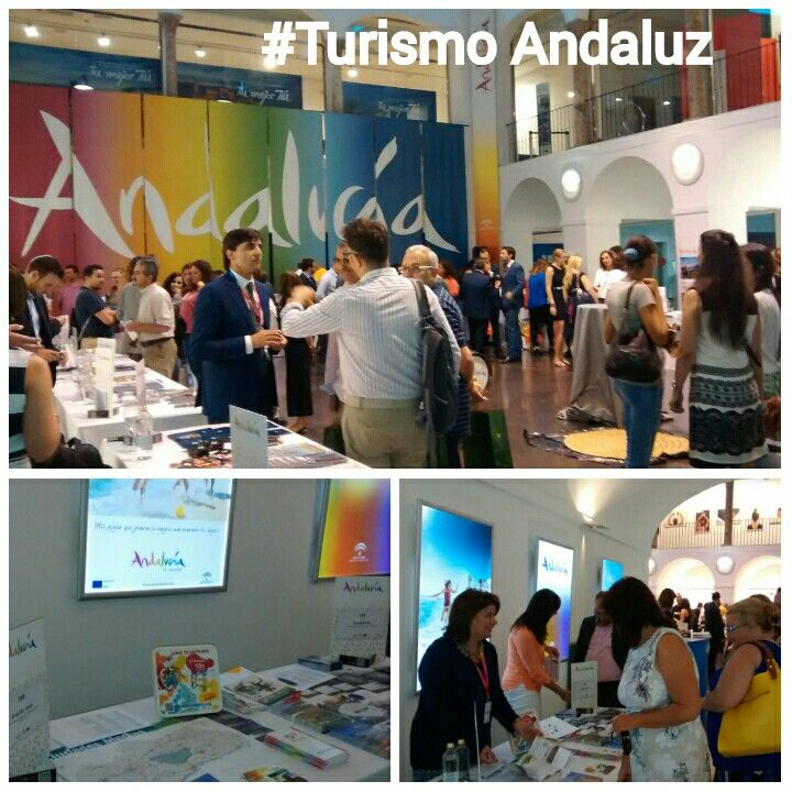 Esta semana terminan las #MisionesComerciales en #Málaga @viveandalucia @andalucianetwork