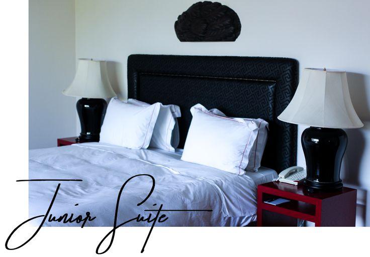 Out of the Blue Capsis Elite Resort Luxushotel Kreta Griechenland Junior Suite Queensize Bett 2