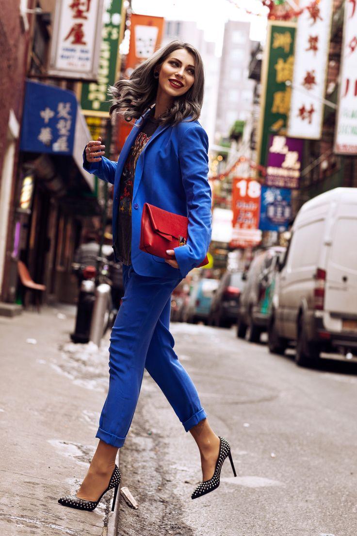 Street Style Masha Sedgwick