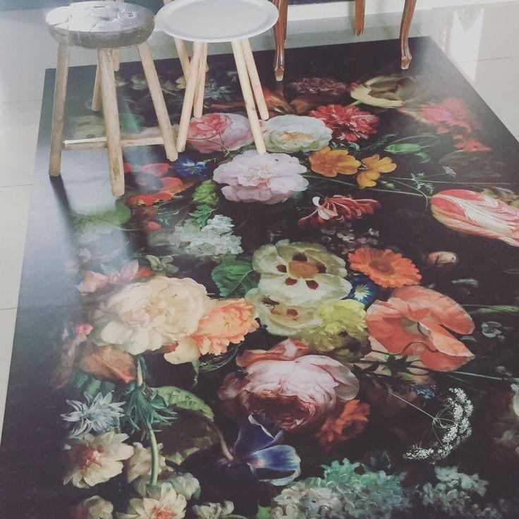 Pimp'd my floor  Vloervinyl geprint