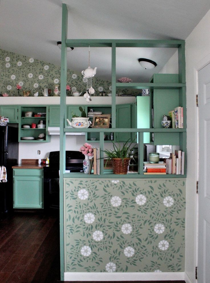 58 best Color Me Green images on Pinterest Wall stenciling