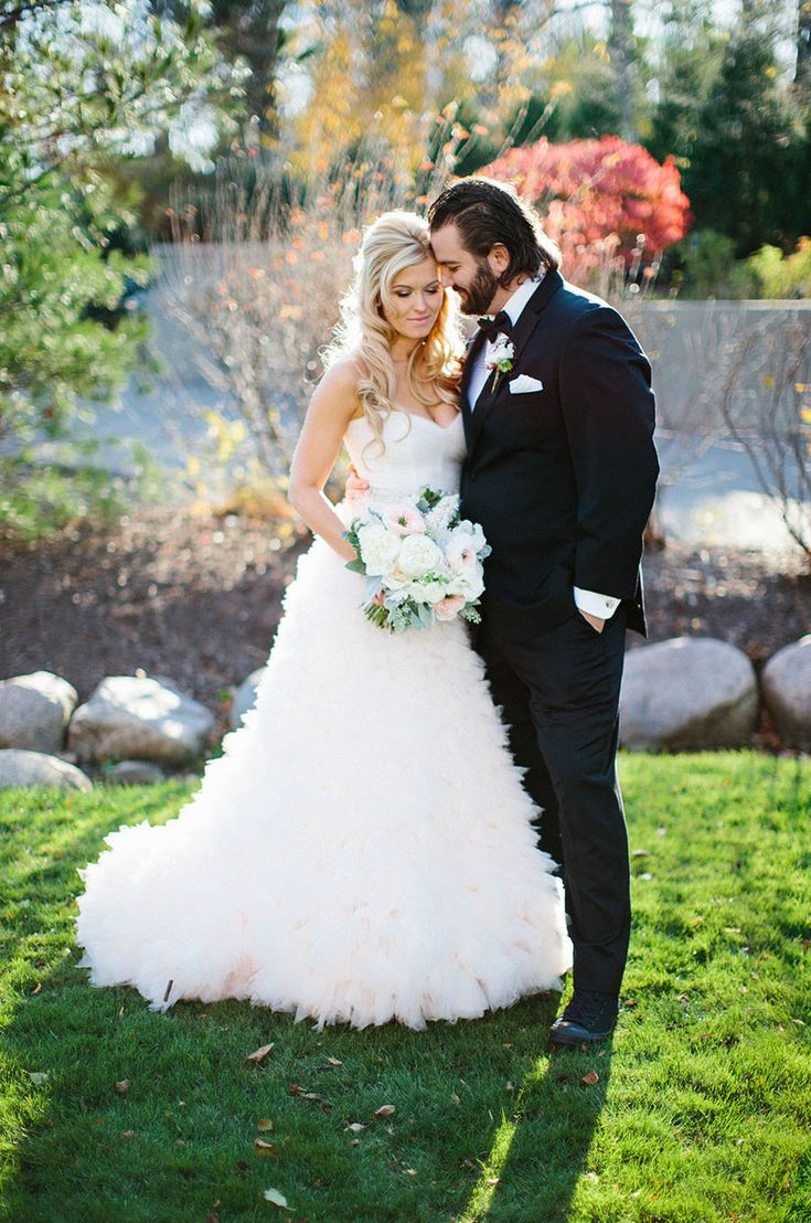NFL Player & Amazing Race Contestant Tie the Knot