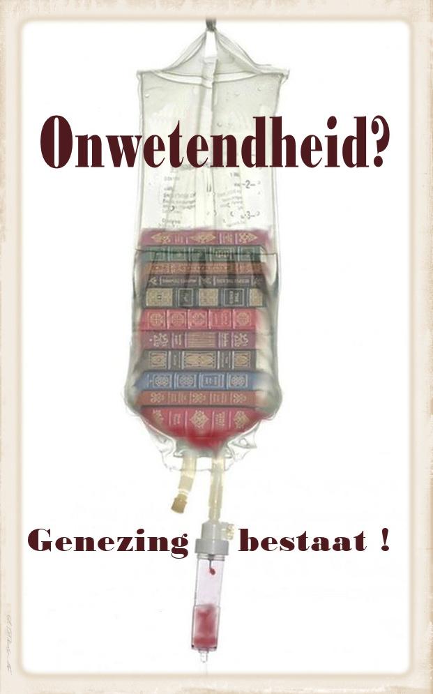 #citaten #onwetendheid #genezing Quote van de week 13-2013 -- door Tekstbureau Van Ginneken