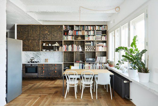 Celková rekonstrukce bytu včetně návrhu interiéru. Studie 2013 Projekt 2013…