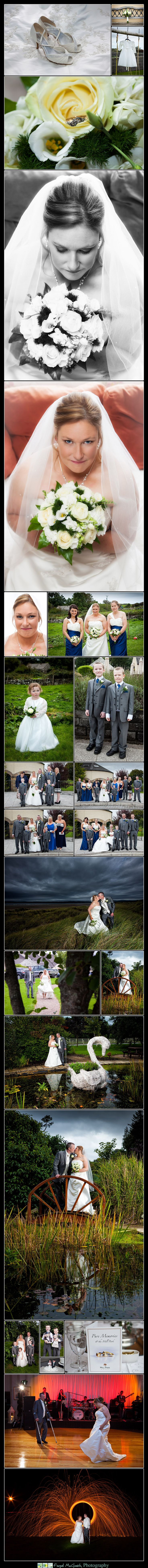Mill Park Hotel Weddings Donegal Margaret and George Clarke -