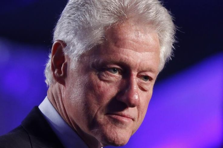 19 Secret and Scandalous Facts About Bill Clinton - 6. Health Issues.  At the tail end of his 8-year tenure, Bill Clinton was taken to hospital to have a cancerous lesion removed from his back. Doctors speculated that his condition may have been exacerbated due to the stress of Clinton's presidency and subsequent impeachment. Bill soon returned to health, as the cancer did not spread after its removal.