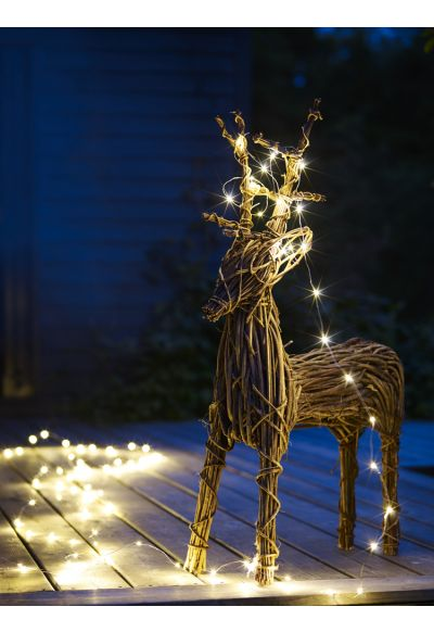 Whimsical Willow Deer NEW - Decorative Home