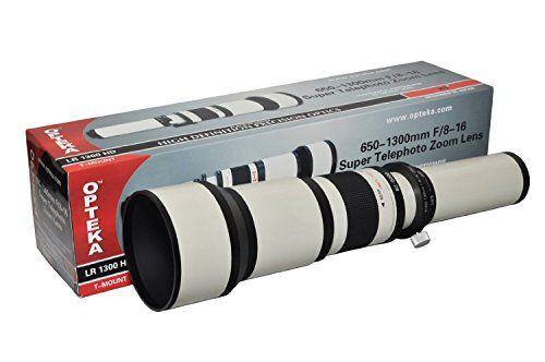 Opteka 650-2600mm High Definition Telephoto Zoom Lens for Canon EOS 7D, 6D, 5D, 1DX, 70D, 60D, 50D, T5i, T4i, T3i, T3, T2i and SL1 Digital SLR Cameras Opteka http://www.amazon.com/dp/B001GKLLRY/ref=cm_sw_r_pi_dp_Nvmeub00JP4MC