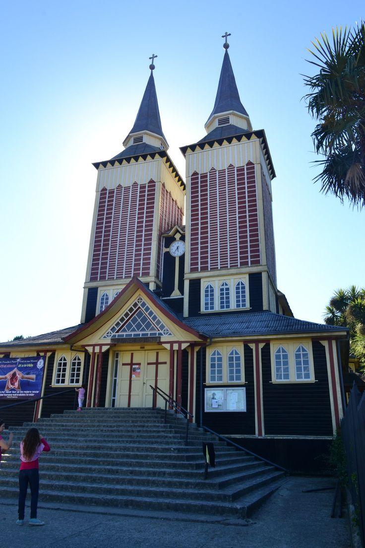 Iglesia de Panguipulli, Chile