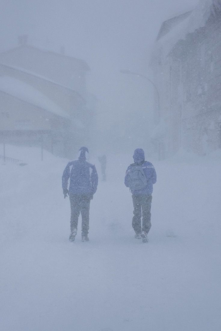 Kältewelle in Europa fordert Tote - Flüchtlinge und Obdachlose betroffen