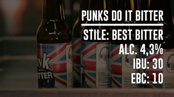 Punks Do It Bitter | Birrificio Indipendente Elav