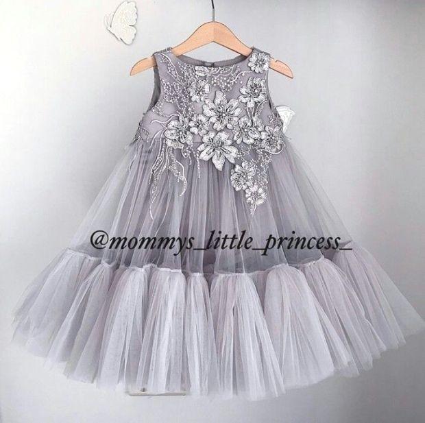 Baju Gaun Anak Perempuan