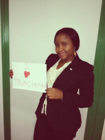 Teacher #youthskillswork