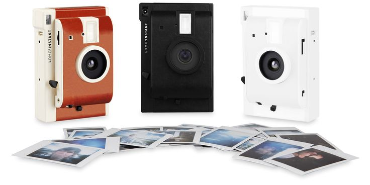 Lomo'Instant Extend the borders of instant photography with the world's most creative instant camera!