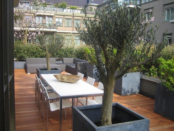 1000 images about exterpark buitenparket on pinterest home teak and london - Terras hout ...