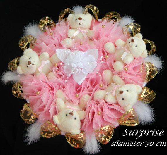 Bouquet made of toys Bouquet toysREADY TO SHIP. by kissssss, $100.00