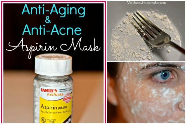 Take 2 aspirin & call me in the morning has a whole other meaning here with this DIY facial mask.  Instead of taking away your aches & pains in the physical ailment sense, it helps to take away some aches & pains of it's own in the beauty arena.  Who woulda thunk that aspirin has...  {read more}
