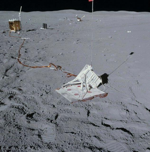 Apollo 16 ALSEP