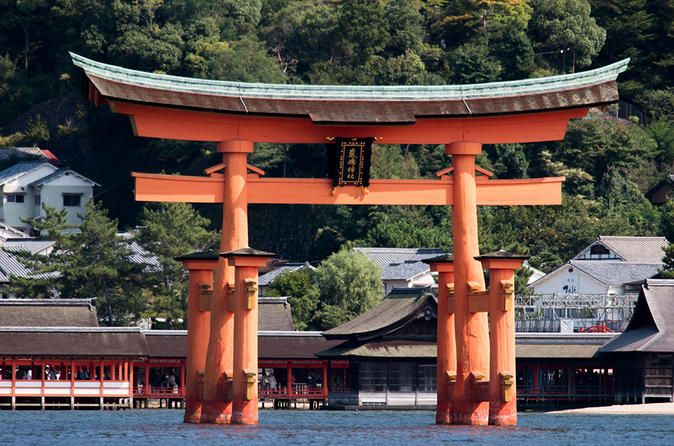 Private Hiroshima Custom Full-Day Tour by Chartered Vehicle Experience and learn about the culture of Hiroshima on this private day tour with a driver. Enjoy the comfort of traveling by private vehicle as you take in the view of Miyajima and see sights like large torii gate on Miyajima Island, which guards the Itsukushima shrine, a UNESCO World Heritage site. Select either a guided tour or non-guided tour when booking.Your tour starts with pickup in central Hiroshima by charte...