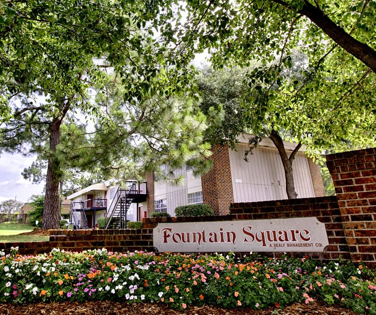 Fountain Square Apartments: 12 Best Fountain Square Apartments, Tuscaloosa, Alabama