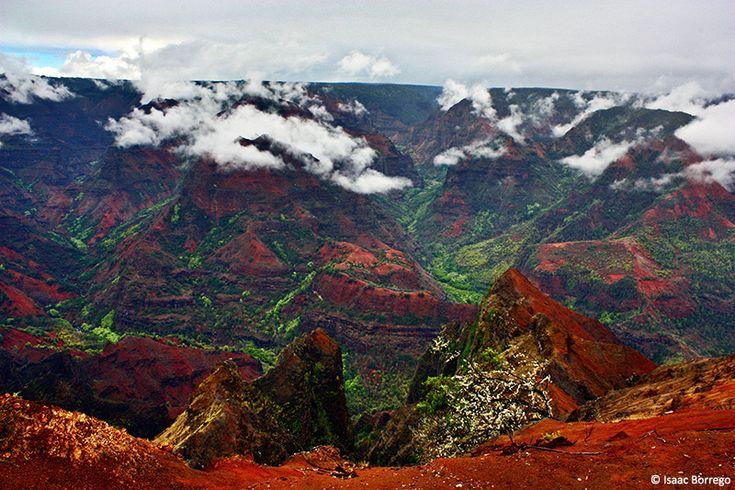 Waimea Canyon - Kauai, Hawaii | © 2010 Isaac Borrego Hawaii … | Flickr