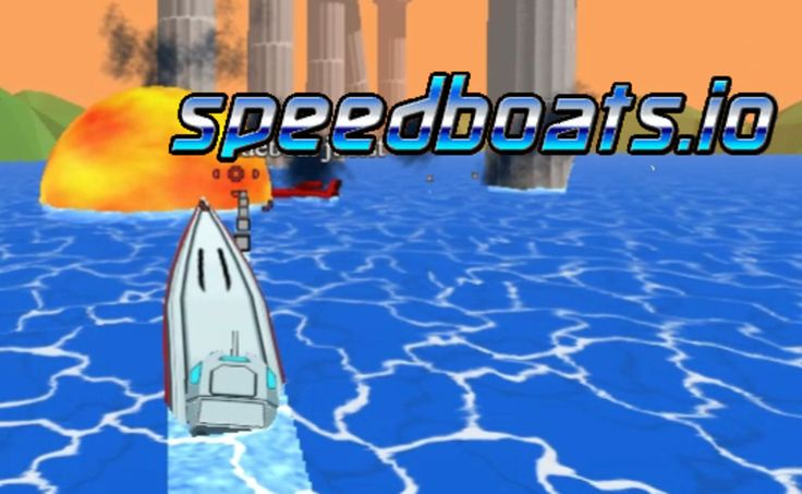 Play Speedboats.io in full screen! Join an epic speedboat battle! Ride the waves and shoot at other players boats with your machine gun! Get more powerful fo...