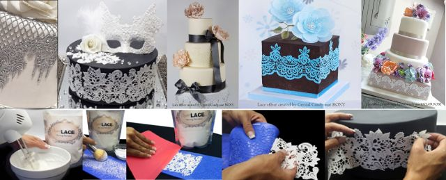 Crystal Candy is perfect craft for you to decorate your Cakes for special occasions..