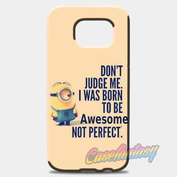 Best Minion Whaaat Idea Samsung Galaxy S8 Plus Case | casefantasy