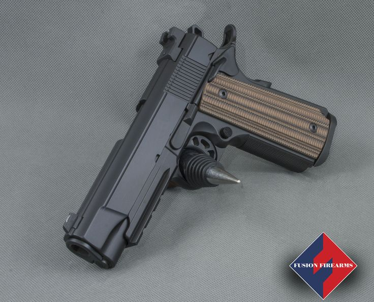 27 best Fusion 1911 Colt style Custom Pistols & Projects ... M1911 Custom Parts