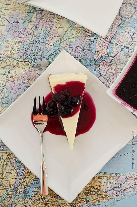 klasický cheesecake  new york style