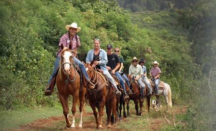 Gunstock Ranch – Koolauloa