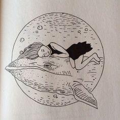 ... Whale Tattoos on Pinterest | Horse Tattoos Orca Tattoo and Tattoos