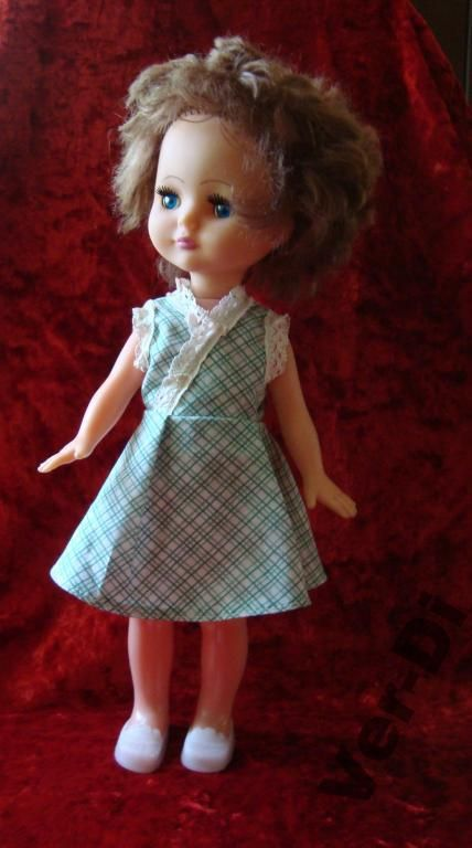 кукла Хозяюшка 36 см ПО Радуга г.Краснодар СССР