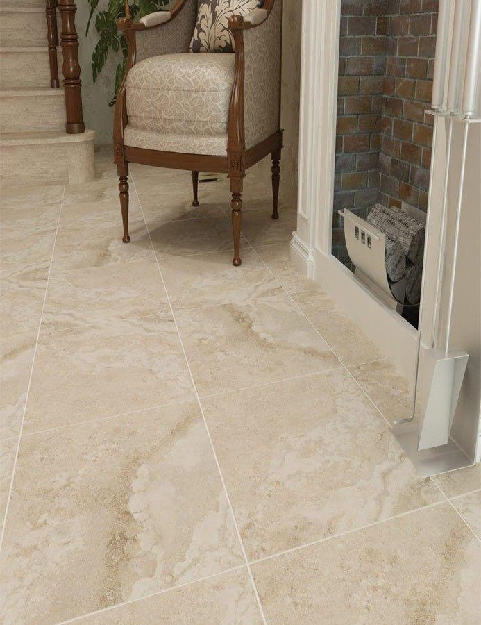 Ottomano Ivory Polished Porcelain Wall Floor Tile Tile Floor
