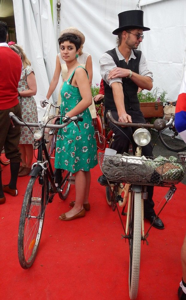 Daily Peloton - Pro Cycling News - Anjou Velo Vintage, a cycling spectacular!