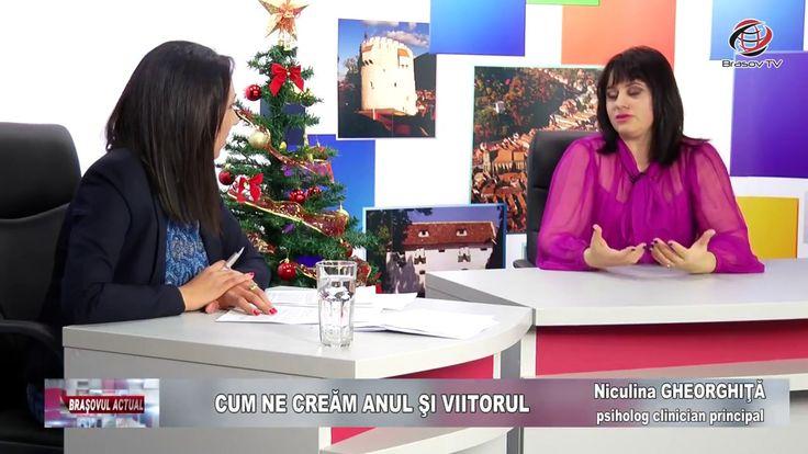 """""""Cum ne creăm anul și viitorul"""", Brașovul Actual, 01.01.2018, Niculina G..."""