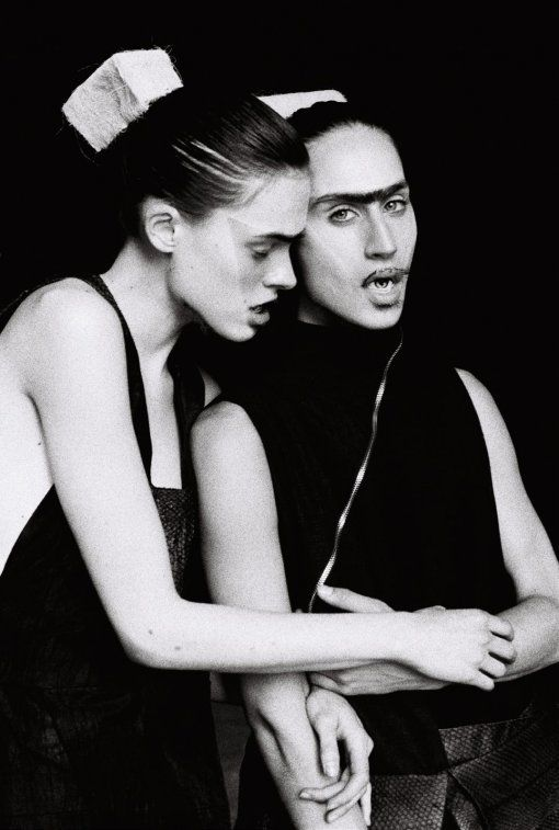 Patrick Mohr - Male and Female Models