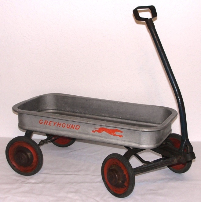 radio flyer - Greyhound!